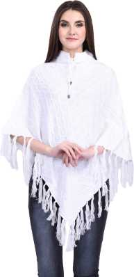 Ponchos - Buy Poncho Tops / Pochu Dress Online for Women at