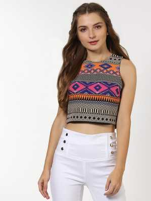 5ab77cb18d818 Crop Tops - Buy Crop Tops Online at Best Prices In India