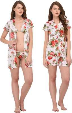 3ee990a653 You Forever Night Dresses Nighties - Buy You Forever Night Dresses Nighties  Online at Best Prices In India