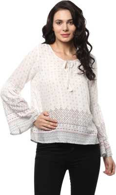 e258e4e5acc7c7 People Tops - Buy People Tops Online at Best Prices In India ...