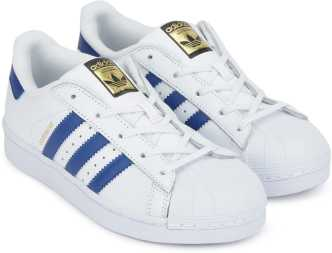 2f2e40663661f Adidas White Sneakers - Buy Adidas White Sneakers online at Best ...