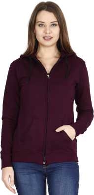 Sweatshirts - Buy Sweatshirts   Hoodies for Women Online at Best ... 6ff128bd84
