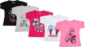 6fac6836 Girls/Kids T-Shirts and Tops Online Store Flipkart.com