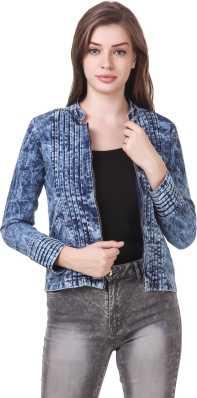 3810ddd42f Denim Jackets - Buy Jean Jackets for Women   Men online at best ...