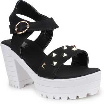 9831ef63f4a Black Heels - Buy Black Heels online at Best Prices in India ...