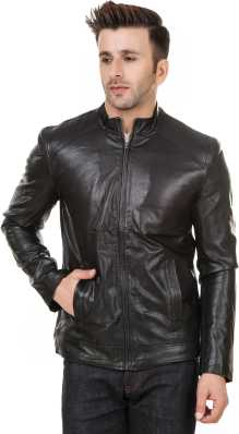 2bcb18a57f Leather Jackets - Buy Leather Jackets For Men   Women Online on ...