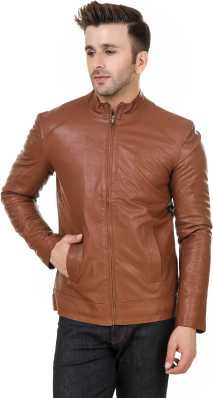 0387ee54f988 Leather Jackets - Buy leather jackets for men   women online on ...
