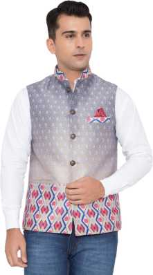 9472272dd99b5 Waistcoats for Men - Mens Waistcoats Designs Online at Best Prices ...