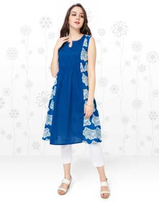 8ed1fc28e1f Cotton Kurtis - Buy Cotton Kurta Online at Best Prices In India |  Flipkart.com
