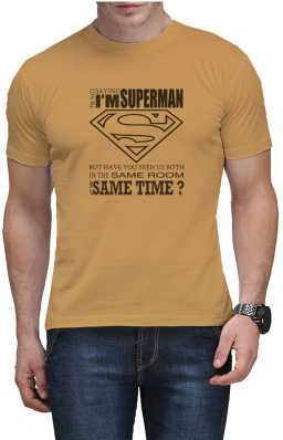 7f643546 Superhero T Shirt - Buy Superhero T Shirt online at Best Prices in ...
