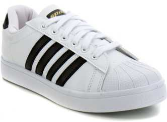 2289ea3bdd7a4a White Shoes - Buy White Shoes Online For Men At Best Prices in India ...