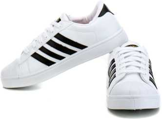 42734a8047d White Shoes - Buy White Shoes Online For Men At Best Prices in India ...