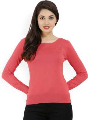 Sweaters Pullovers - Buy Sweaters Pullovers Online for Women at Best ... 9fae9a15a