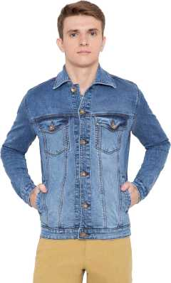 2c62f1413f94 Denim Jackets - Buy Jean Jackets for Women   Men online at best ...