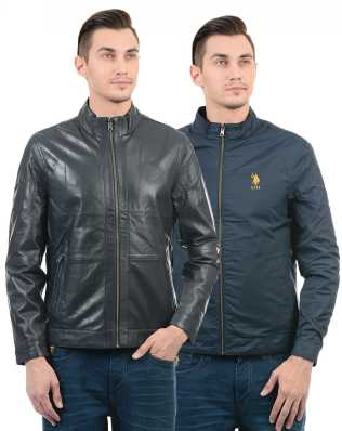 2ae356c21f1c Leather Jackets - Buy leather jackets for men   women online on ...