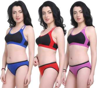 8a2391168f Bras   Panties - Buy Bra Sets   Panty Set Clothing Online at Best Prices In  India