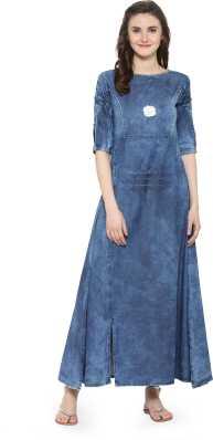 c0bec111c1f Denim Dresses - Buy Denim Dresses Online at Best Prices In India ...
