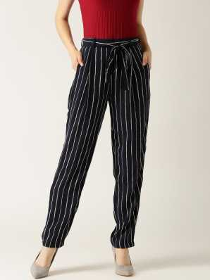 b95c7f78d19 Womens Trousers - Buy Trousers for Women Online at Best Prices In ...
