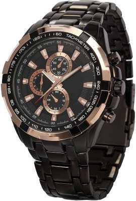 9bcee17d1 Black Watches - Buy Black Watches Online For Men & Women at Best ...
