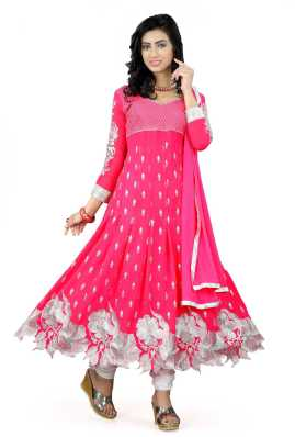 e06c3d199c7 Pink Salwar Suits - Buy Pink Salwar Suits Online at Best Prices In India