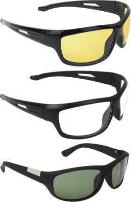 873dd15b3b3e Sports Sunglasses - Buy Sports Goggles   Sports Sunglasses Online at Best  Prices in India