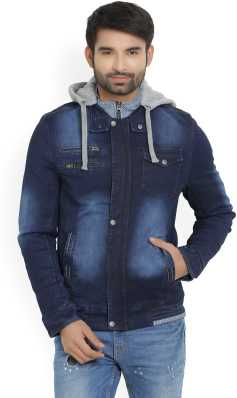 a996f38b2b70 Denim Jackets - Buy Jean Jackets for Women   Men online at best ...