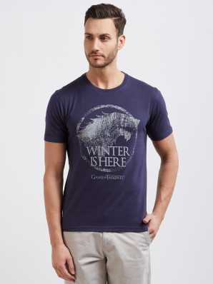 30e00bd3 Game Of Thrones Tshirts - Buy Game Of Thrones Tshirts Online at Best ...