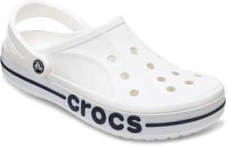 cheap for discount 32b54 26887 Crocs. Men White Clogs