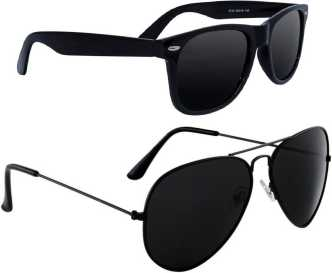 f54790cc89e2 Aviator Sunglasses - Buy Aviator Specs & Aviator Sunglasses Online at Best  Prices in India | Flipkart.com