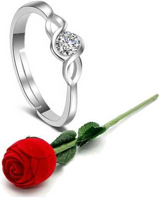 a2f5a70cb2cad Rings For Girls - Buy Rings For Girls online at Best Prices in India ...