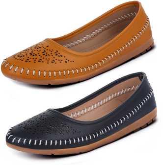8470dcd350d9d Ballerinas - Buy Ballerinas / Ballet Shoes Online For Women At Best ...