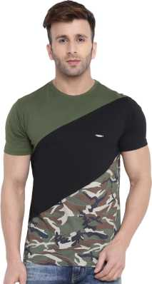 583ece53 Indian Army T Shirts - Buy Military / Camouflage T Shirts online at ...