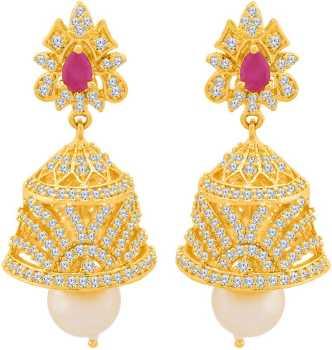 Jhumka Earrings Jhumki Online Designs