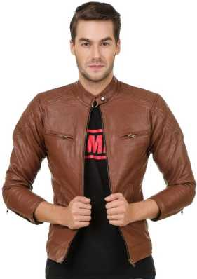 2371d6f13e3 Brown Jackets - Buy Brown Jackets Online at Best Prices In India ...