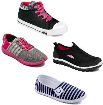 2f552a56ba54 Casual Shoes - Buy Casual Shoes online for women at best prices in ...