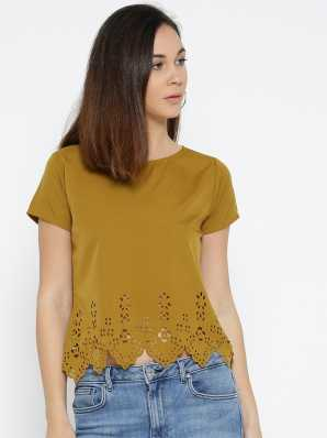 995cb92259770f Gold Tops - Buy Gold Tops Online at Best Prices In India