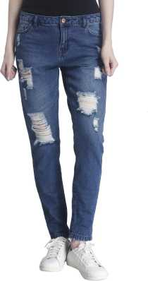2e86d7d9b2c Ripped Jeans - Buy Torn / Knee Burst Jeans & Ripped Skinny Jeans ...