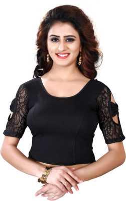 c0c7884d24cc85 Net Blouses - Net Blouse Designs Online at Best Prices In India |  Flipkart.com