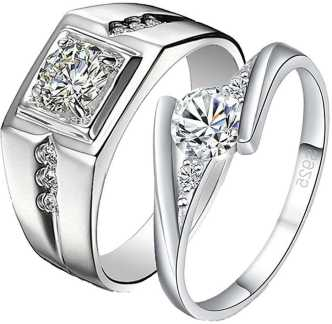 8cd8e00e2 Silver Rings - Buy Silver Rings Online For Men/Women At Best Prices in India  | Flipkart.com