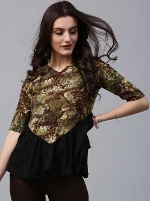 99bd593b Tunics For Women - Buy Tunic Tops & Tunic Dress Online at Best Prices In  India | Flipkart.com