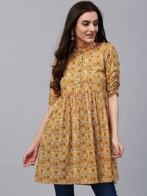 21e17a44ff883 Tunics For Women - Buy Tunic Tops & Tunic Dress Online at Best Prices In  India | Flipkart.com