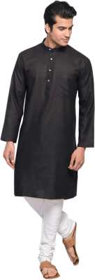 Black Kurta Pajama Buy Black Kurta Pajama Online At Best Prices In
