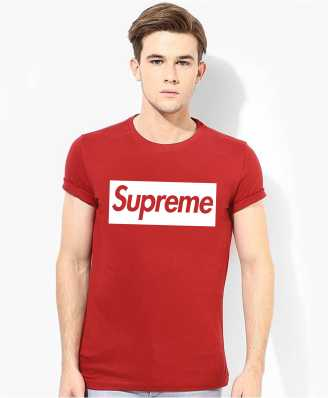 286b9faa6dcc Supreme Tshirts - Buy Supreme Tshirts Online at Best Prices In India ...