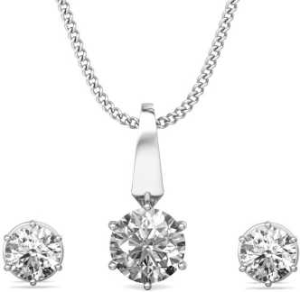 Silver Jewellery sets - Buy Silver Jewellery sets Online At