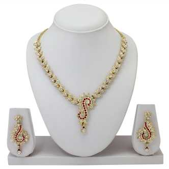 50d7cd92f9939 Artificial Jewellery Sets - Buy Fashion Jewelry Sets | Necklace Sets ...