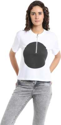9dfc3e3fa8 White Tops - Buy White Tops For Women Online at Best Prices In India ...
