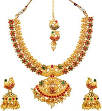 83dfdcc81ff98 Artificial Jewellery Sets - Buy Fashion Jewelry Sets | Necklace Sets ...
