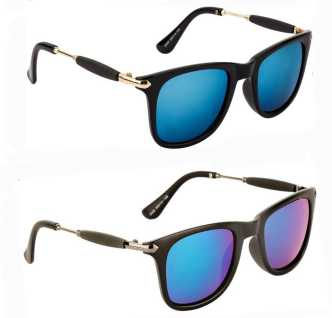 6239ee03225 Mirrored Sunglasses - Buy Mirrored Sunglasses Online at Best Prices In  India