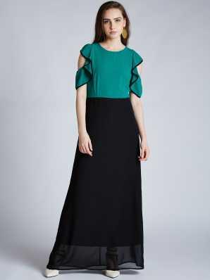 5afbc15e292fb Cold Shoulder Dress - Buy Cold Shoulder Dresses Online at Best Prices In  India
