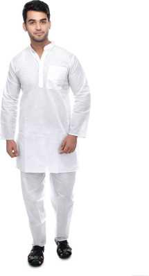 a7698223a White Kurta Pajama - Buy White Kurta Pajama online at Best Prices in ...